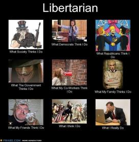 Libertarian - What I Really Do
