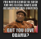 You hated George W Bush for his illegal wars and assault on civil liberties… But you loveObama?