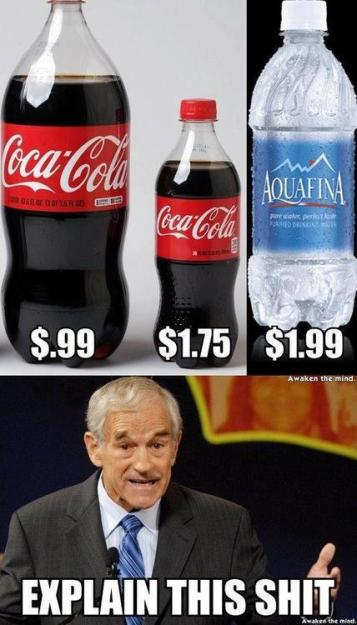 Ron Paul - Explain this Shit