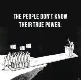 The people don't know their true power