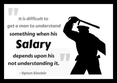Upton Sinclair - When his salary depends upon his not understanding it