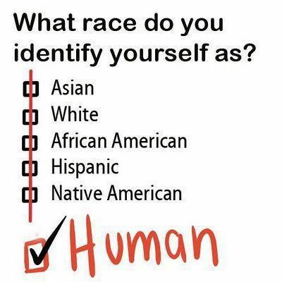 what race are you