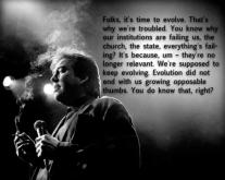 Bill Hicks - Folks it's time to evolve