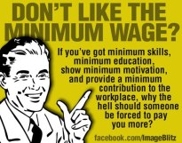 Don't like minimum wage?