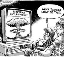 Hiroshima - Which Terrorist Group Did That?