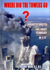 Where Did the Towers Go Dr Judy Wood Book Cover